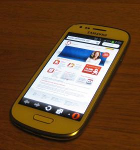 Snabblån via mobiltelefon